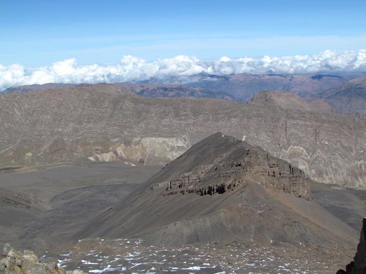 Výhľady z vrcholu