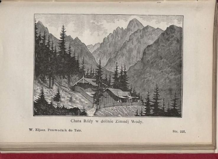 Studená dolina - z knihy Walereho Eljasza