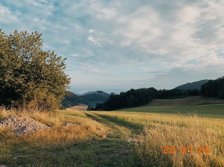 Cestou-necestou Štiavnickými vrchmi