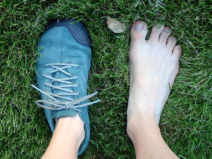 Turistika naboso, ale aj v bosých topánkach získava iný rozmer