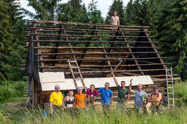 Skupinová fotografia štvrtkovej partie (autor foto: Pavol Timko)