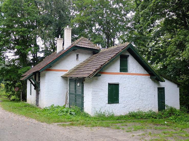 Kamenná bouda - chata lesnej správy