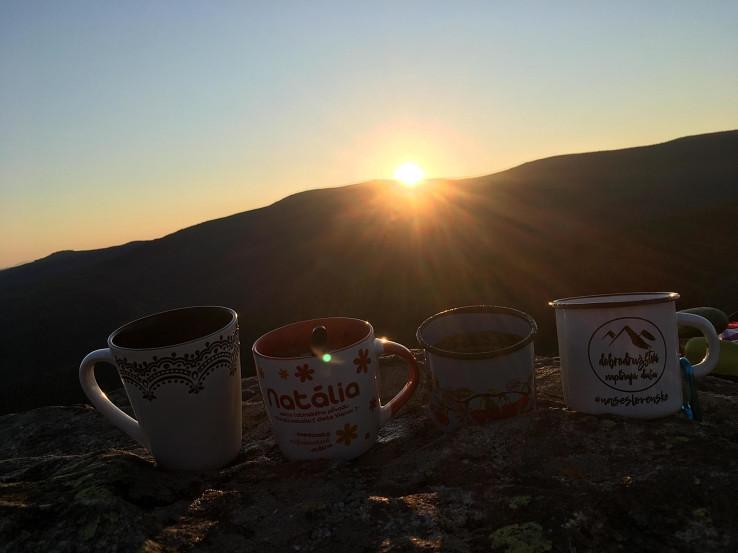Vrcholové kafé