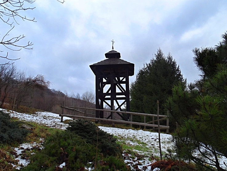 Zvonička v Lányiho Hute