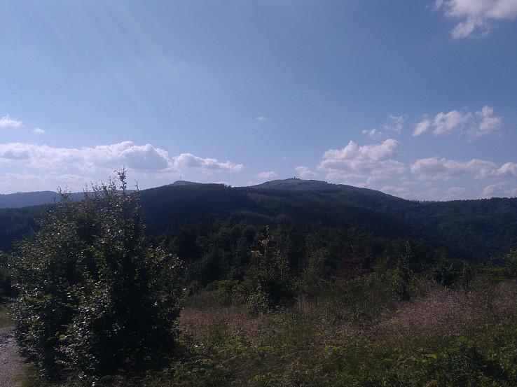 Kojšovská hoľa a Golgota