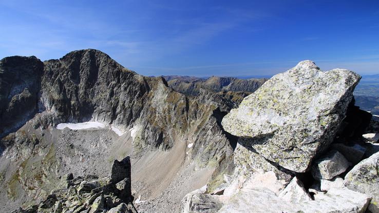 Na vrchole Baraních rohov