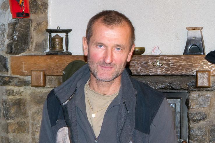 Igor Fabricius, chatár na Chate gen. M. R. Štefánika pod Ďumbierom