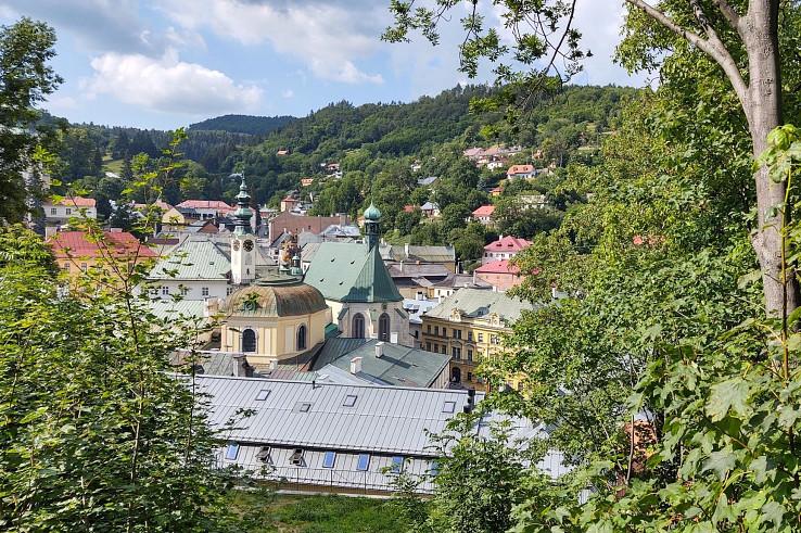Mesto pod Glanzenbergom