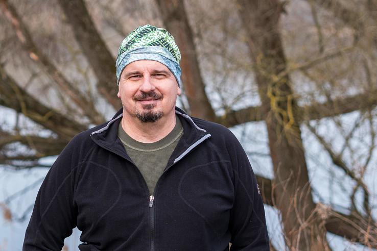 Pavol Timko – dlhoročný autor Hiking.sk a zakladateľ OZ Sloboda pohybu