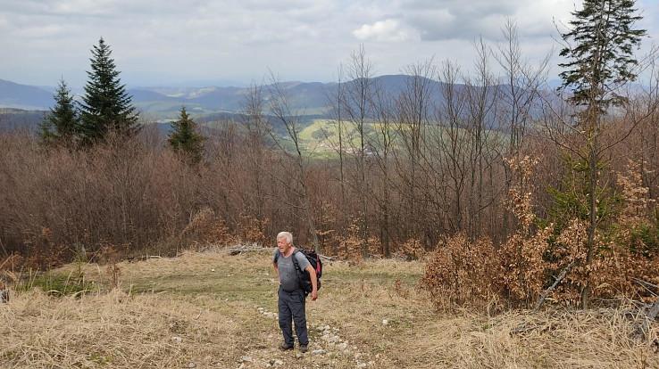 Prvé výhľady do doliny