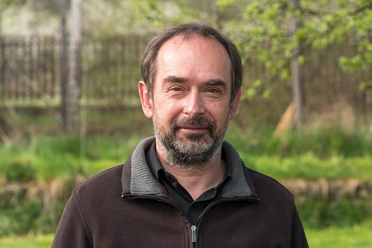 Ján Šmídt, riaditeľ Správy NP Muránska planina