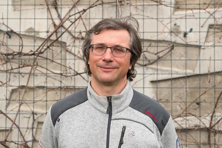 Tomáš Dražil, riaditeľ Správy národného parku Slovenský raj