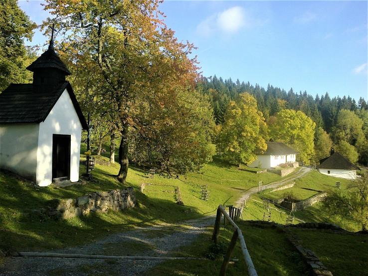 NKP Kalište - kaplnka