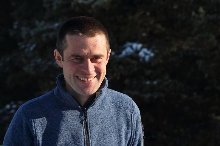 Erik Baláž. Foto – archív EB