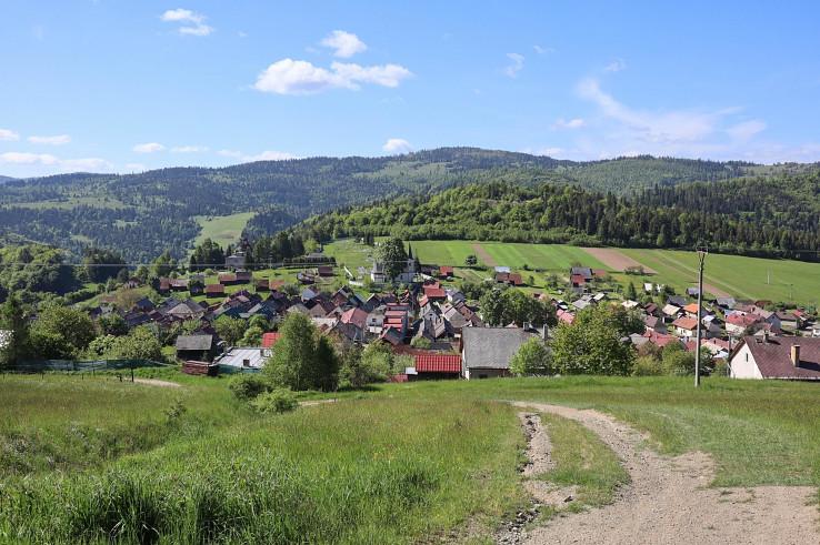 Obec Poráč z Vysokého vrchu