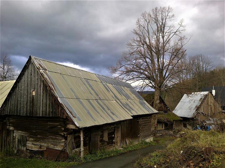 Terchovská osada Jánošíkovci