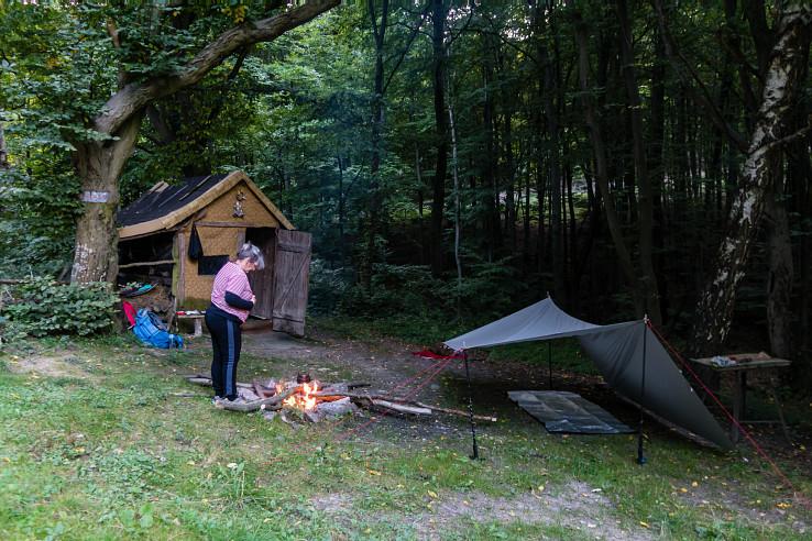 Tábor pri Pištovej búde