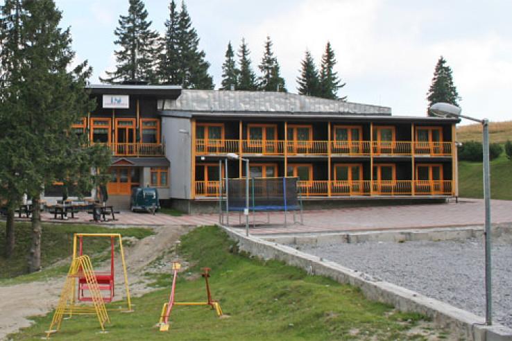 Horský hotel Smrekovica (autor foto: Marek Boháček)