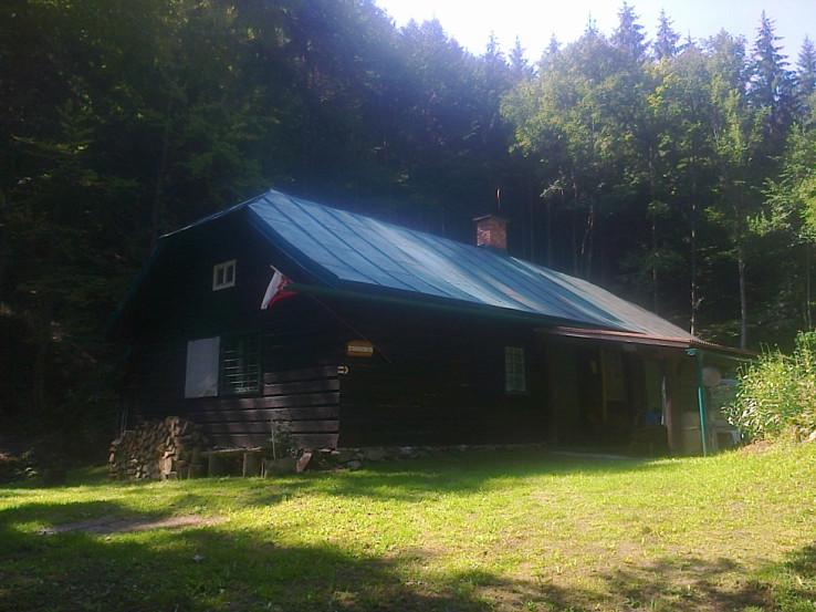 Chata pod Brvenicou