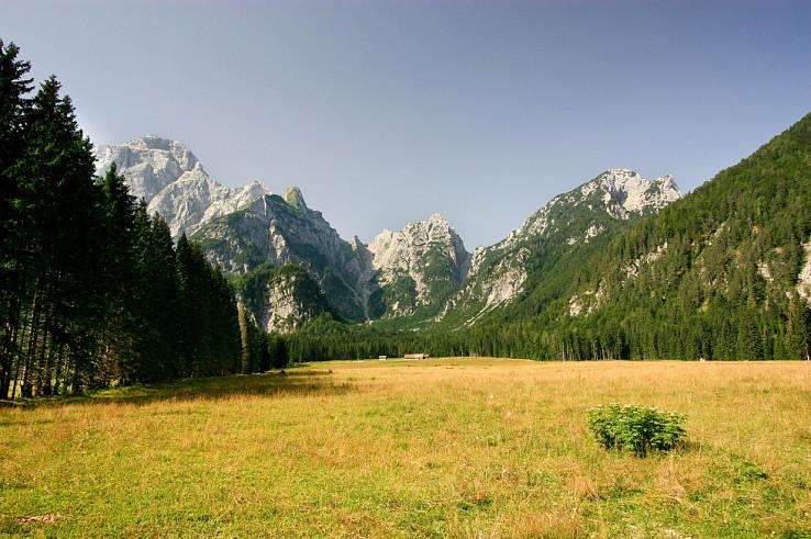 Picco di Mezzodi (Kopa) je vpravo