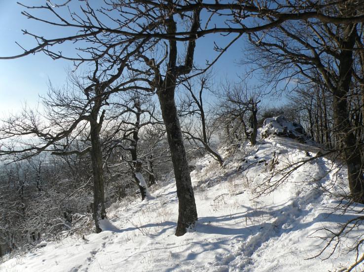 Prechádzka po hrebeni
