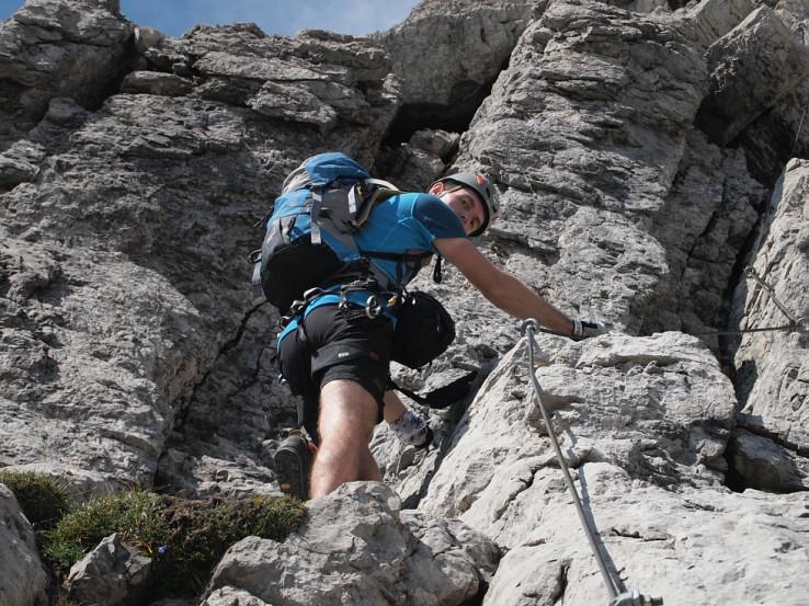 Termotričko som používal na turistike, VhT, ferrátach a lezení