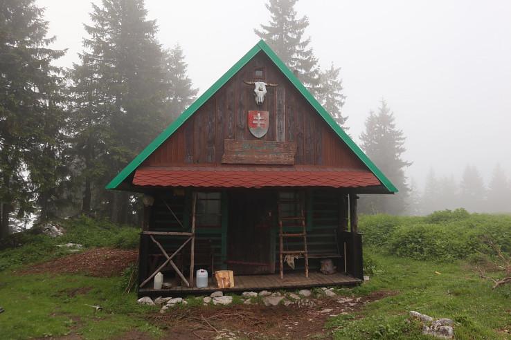 Salaš pod Suchým vrchom, foto – Soňa Mäkká