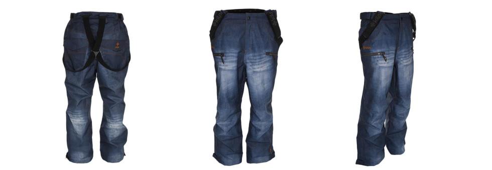 Lyžiarske nohavice Kilpi Pihlaja