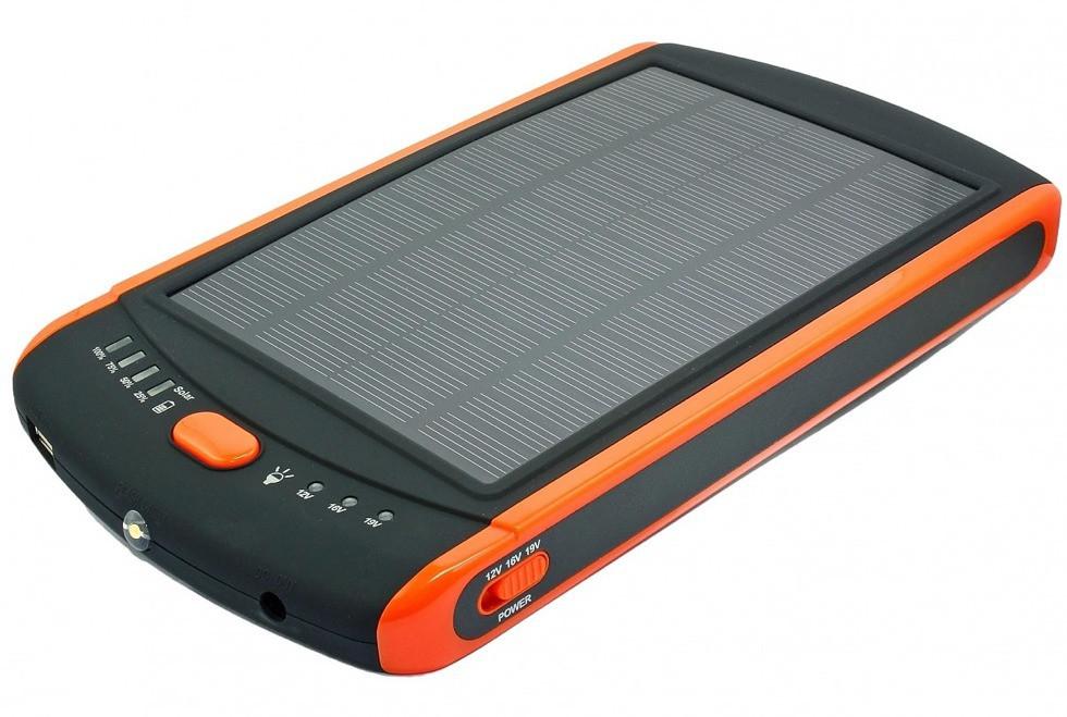 Solárna nabíjačka na notebook Sunen 2,5W 23000mAh