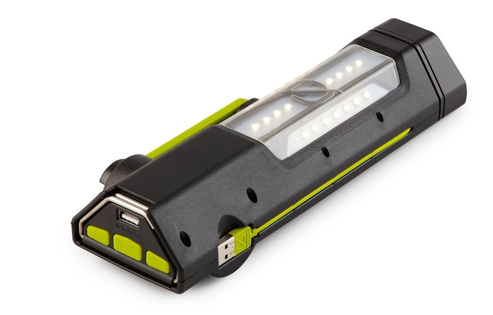 Solárne LED svetlo a powerbank 4400mAh Goal Zero Torch 250 s dynamom