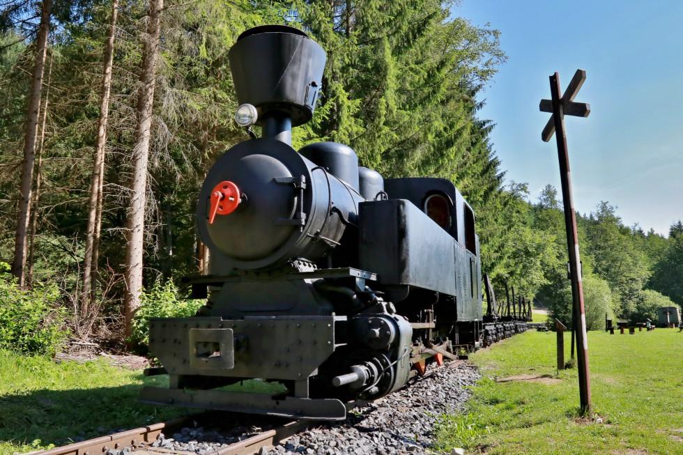 Čiernohronská lesná železnica