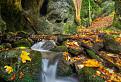 Farebná jeseň v Hadej doline