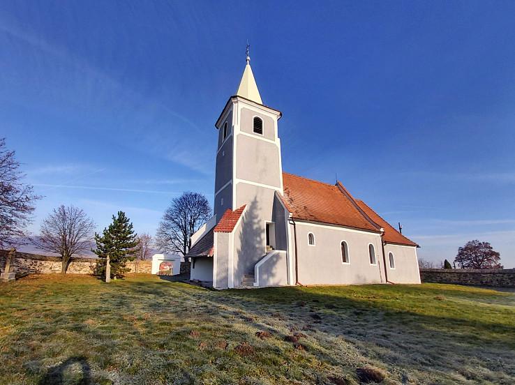 Kostol sv. Margity Antiochijskej v Dlhej
