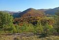 Farebný hradný vrch