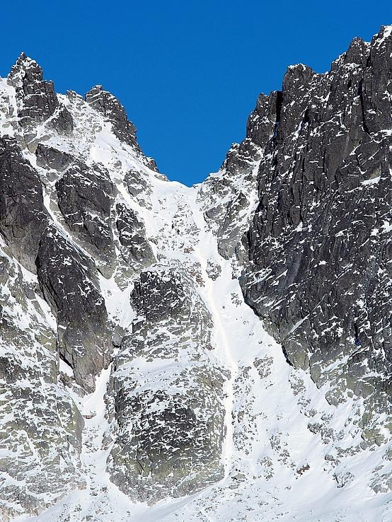 Sedlá Malej Studenej doliny III.