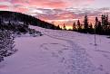 Zimným chodníčkom