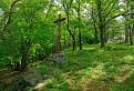 Skalka - Zrkadlisko - pamätný kríž
