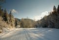Sklabinská doline v zime