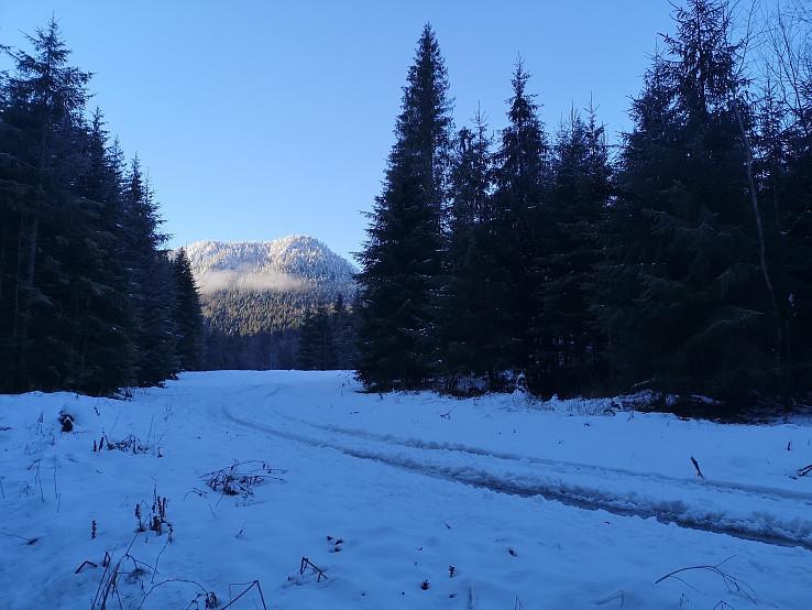 Ráno v doline