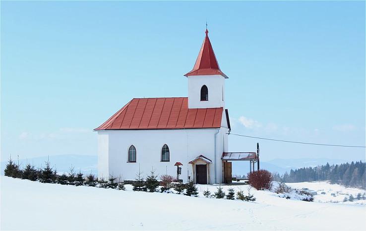 Kaplnka Najsvätejšieho srdca Ježišovho I