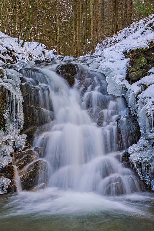 Tajovský vodopád I