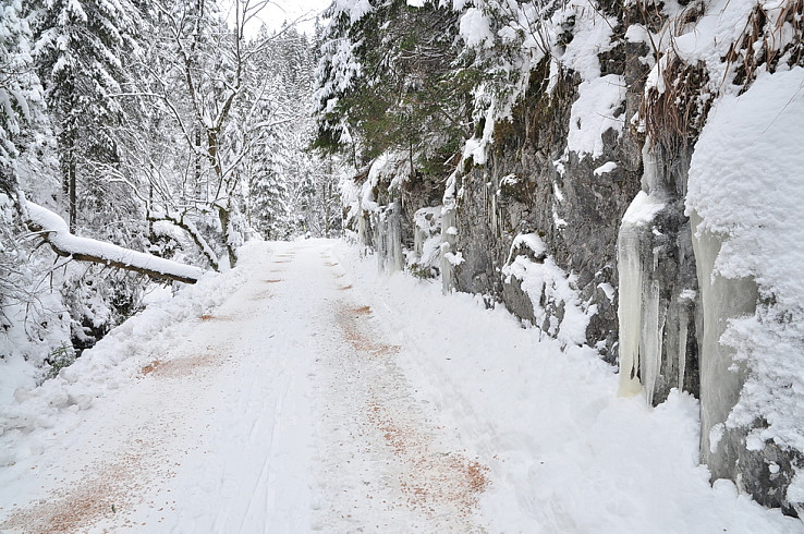Zima ako z rozprávky