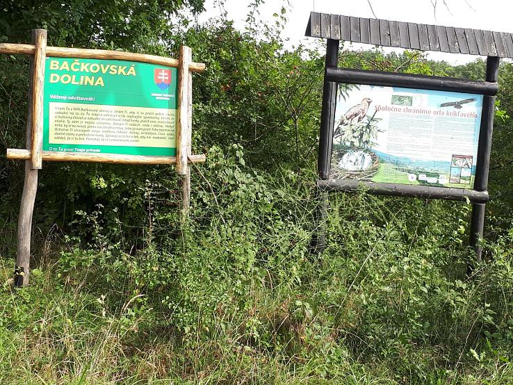 Bačkovská dolina