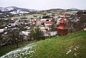 Zvonička nad dedinou