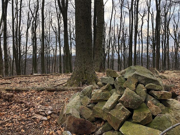 Kamenný vrch (640m)