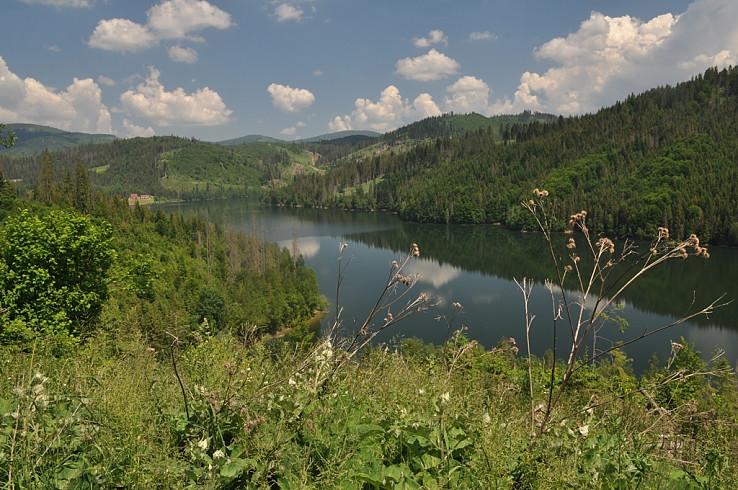 Vodná nádrž Nová Bystrica