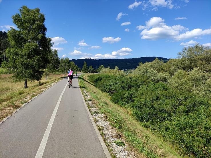Na cyklotrase