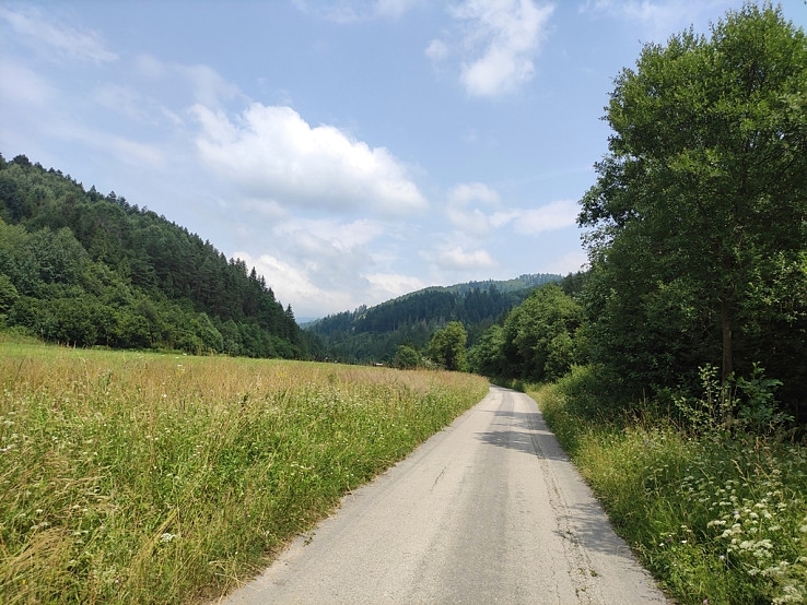 Klubinská dolina