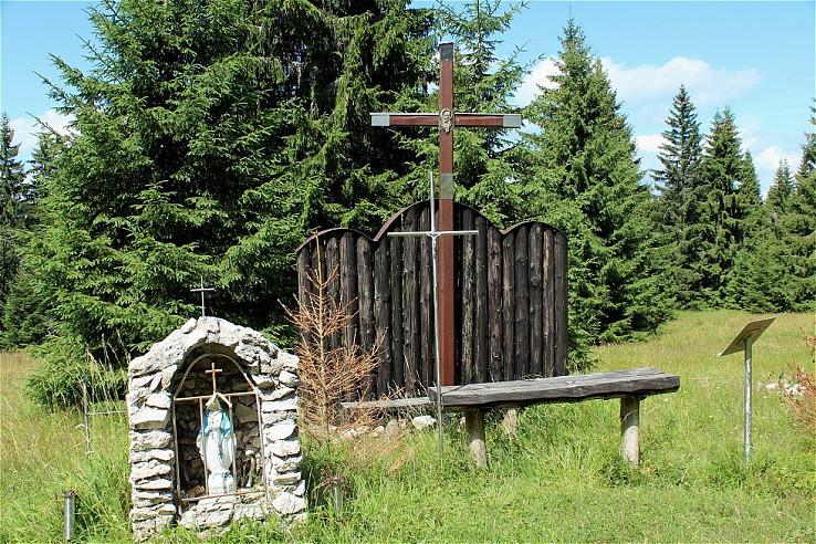 Kaplnka na Krstej hore