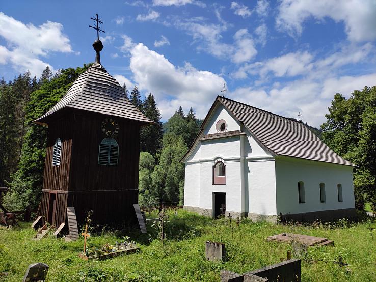Kaplnka a zvonica